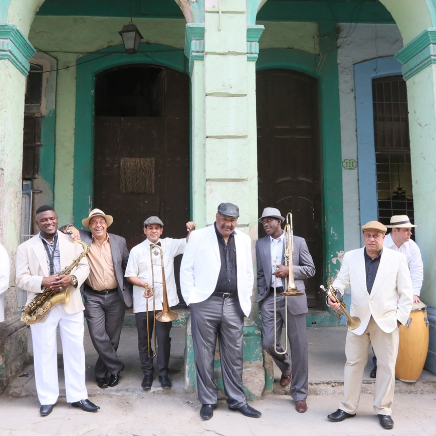 Performance: Havana Maestros in Concert